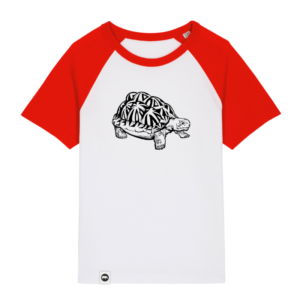 MALAIKA Red List Kids                 Shirt rot/weiß