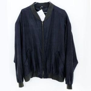 Vintage Blouson Classic schwarz