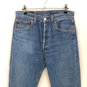 Vintage Jeans Schwarzbär 501 W32 L32 blau