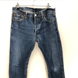 Vintage Jeans Seeadler 501 W33 L32 blau