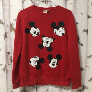Vintage Pullover Mickeymouse