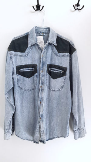 Vintage Jeanshemd 1