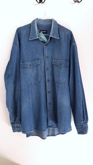 Vintage Jeanshemd 2