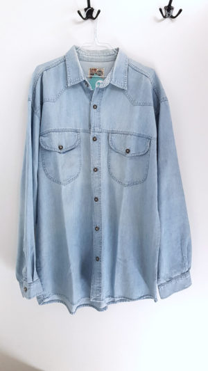 Vintage Jeanshemd 5