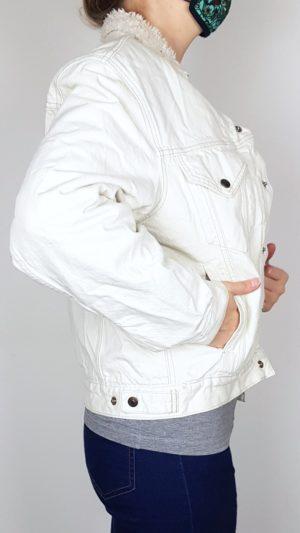 Vintage Jeansjacke 5