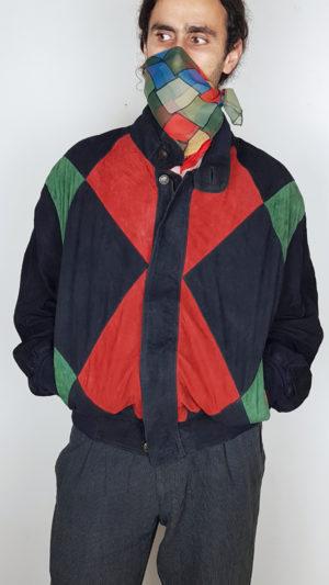 Vintage Lederjacke 7